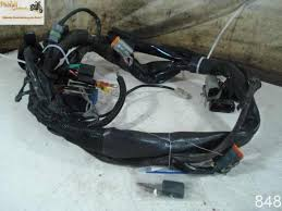 pinwall cycle parts inc your one stop motorcycle shop for used used 99 03 harley davidson sportster xl1200 main wire wiring harness 70139 99
