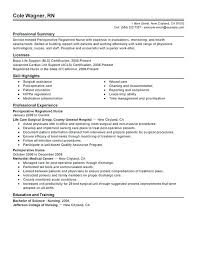 Registered Nurse Education. Awesome Med Surg Nurse Resume Example Rn ...