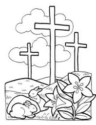 Small Picture Easter Bible Coloring Pages After School Activities Adventures