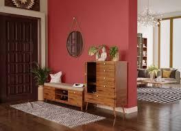 try geranium house paint colour shades