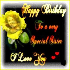 imikimi zo birthday frames happy birthday special sister trisha36340