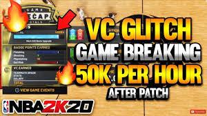 NEW * NBA 2K20 UNLIMITED VC GLITCH! VC ...