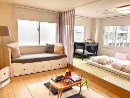 Charming Modern Japanese Room 8min walk ...