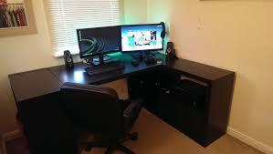 expedit desk setup