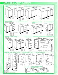 Standard Base Cabinet Dimensions Kitchen Base Cabinets Depth Vanity Base Size Bathroom Base Within