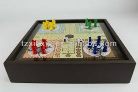 Wooden Ludo Board Game Wooden Ludo Board Game With 100 Colors Pawns Buy LudoLudo Board 14