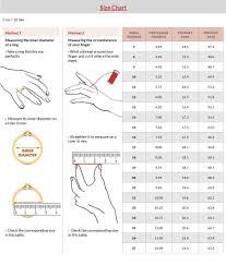 Alphabet Ring Size Chart Vighnaharta Initial A Alphabet Cz Silver Rhodium Plated Ring