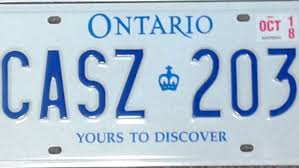 Ontario's new licence plate slogan will be 'A Place To Grow'   CBC News
