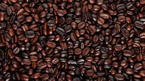 coffee beans background. Fine Background Preview Wallpaper Coffee Beans Food Surface Throughout Coffee Beans Background O