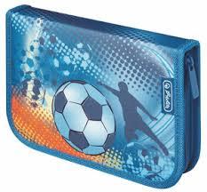 <b>Пенал Herlitz Soccer</b> без наполнения 11438256 - заказать по ...