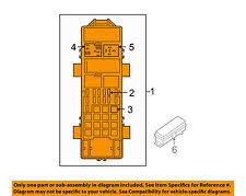 jeep wrangler fuse box jeep chrysler oem 2016 wrangler 3 6l v6 fuse box fuse relay