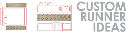 custom runner rugs ideas