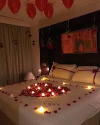 Emejing Romantisches Schlafzimmer Mit Kerzen Images Erstaunliche