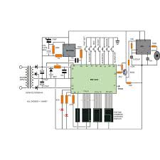how to build a high quality led digital clock led digital clock circuit diagram image