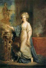 th century british painters ladiesbyladies angelica kauffman portrait of a w as a