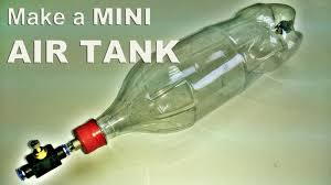 how to make a 2l e bottle air tank amazing