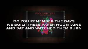 Foo Fighters Walk Wasting Light Lyrics Foo Fighters Walk Hd Lyrics