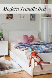 Image Mid Century Interior Design Ideas River Twin Bed Modern Kids Bedroom Bed Modern Kids