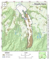 Morageology Com Glacier Info Nisqually Glacier