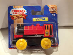 nip wooden victor for thomas trains wooden railway from fisher