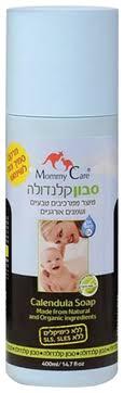 <b>Органическое мыло с экстрактом</b> календулы Baby Bath Time Soap