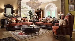Victorian Living Room Furniture Set Piece Homey Design Hd 8018 Marbella Bedroom Set Homey Design Hd