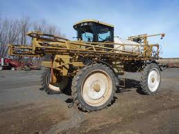 ag chem 854 rogator sprayer
