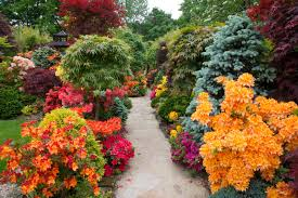 Small Picture Most Beautiful Flower Gardens Four Seasons Garden The most