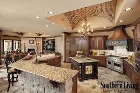Southern Kitchen Design Cool Inspiration Ideas