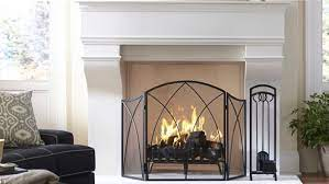 It can be installed in an existing fireplace with a working chimney. Gas Logs Buying Guide