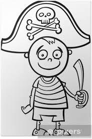 Thema Piraten Kleurplaten