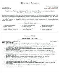 Hadoop Admin Resume Network Administrator Doc Example Sample