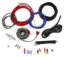 car audio amplifier kits 8 gauge amplifier wiring kit car audio amp 8g installation install 1000 watt ga
