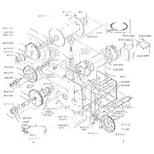 powerwinch powerwinch parts model 1012 sears partsdirect replacement