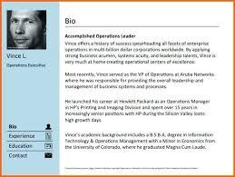 Short Musician Bio Template Biography Sample Format Writing Military