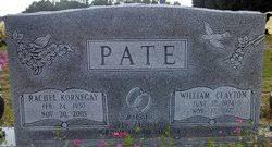 Rachel Lee Kornegay Pate (1930-2005) - Find A Grave Memorial