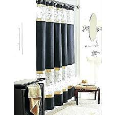 gold and black shower curtain black and gold shower curtain best black and gold shower curtain