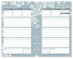 planner page template resource notes for how to customize your own genealogy personal planner