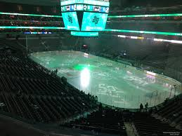 American Airlines Center Stars Seating Chart American Airlines Center Section 204 Dallas Stars