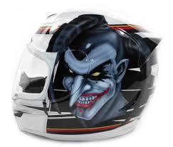 custom painted helmet gallery harley quinn joker helmet