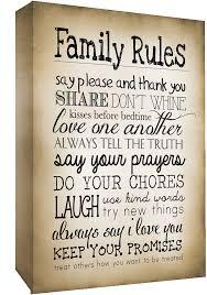 famous rules es