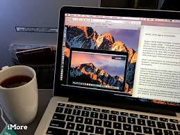 Macos Sierra Review An Update As Big As The Mountains Imore