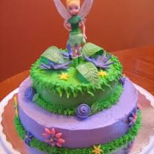 Sturdy Cake And Birthday Along With Birthday Party Tinkerbell