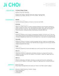 Luxury Art Director Resume Pdf Model Documentation Template