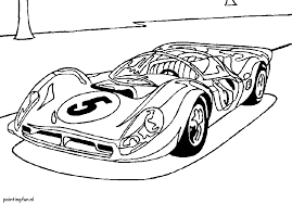 Car Coloring Pages Sports Car Classics Car And American Card