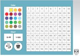Abcya 100 Chart Bcpsodl Abcya 100 Number Chart