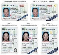Unveils And Licenses Id Minnesota New Cards Driver's