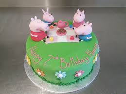 2nd Birthday Cake Images Designs Baby Gallery For Girl Year Pictures