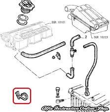 alfa romeo wiring harness fixing clips alfa restoration online shop