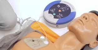 Heartsine Samaritan 500P Defibrillator - Buy it here with 8 year warranty